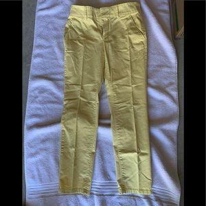 Loft never worn straight leg ankle pants.